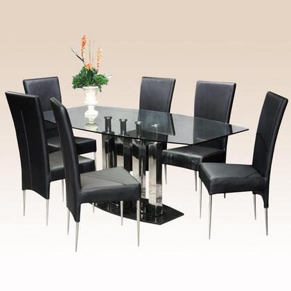 Chintaly CILLA5PIECESET Cilla Dining Room Sets