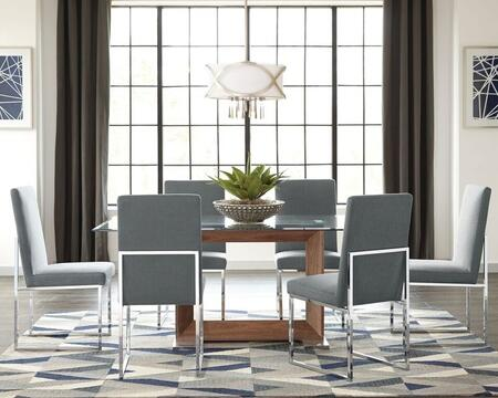 Donny Osmond Home 107141GY Jackson Dining Room Sets