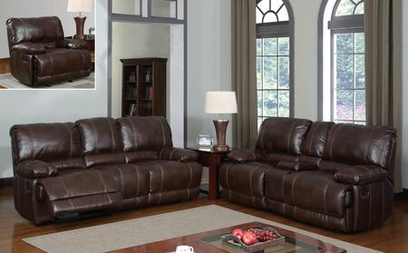 Global Furniture USA U1953CRL  Loveseat
