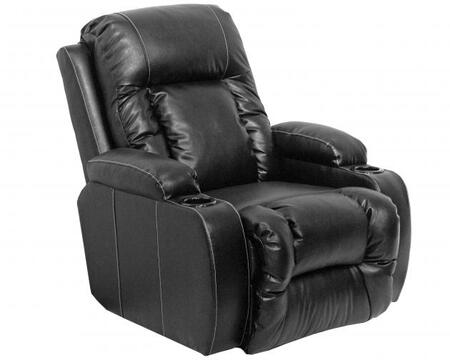 Catnapper 44274120308300308 TopGun Series Bonded Leather Metal Frame  Recliners