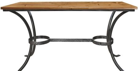 Stone County Ironworks 952-060 Montage Intimate Dining Table