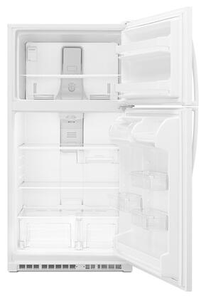 Whirlpool Wrt311fzdw 33 Inch Top Freezer Refrigerator In