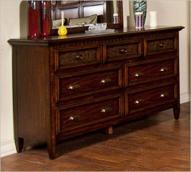 Sunny Designs 2338NMD  Wood Dresser
