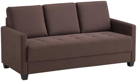 Glory Furniture G776S  Stationary Fabric Sofa