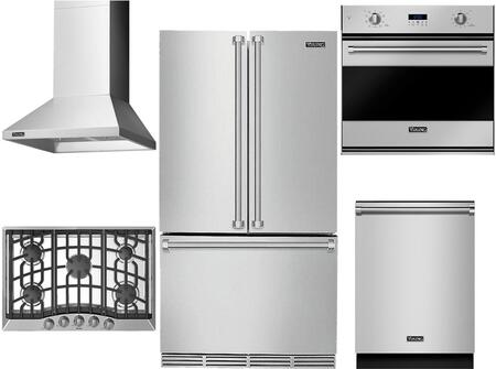 Viking 754830 3 Kitchen Appliance Packages