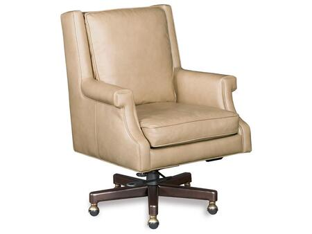 Hooker Furniture EC446-0 Aspen Series Traditional-Style Home Office Chair
