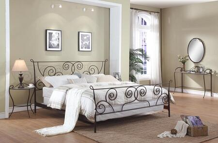 Chintaly 511KINGSET 511 Bedroom Sets
