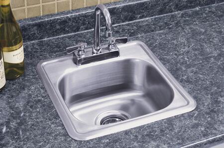 Aline SS115156RE Bar Sink