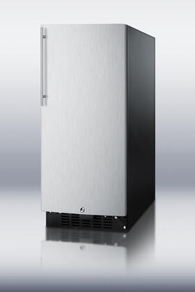 "Summit SWC1535BSSHV 14 3/4"" Built-In Wine Cooler"