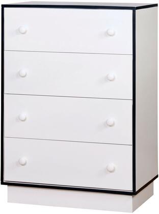 Furniture of America CM7852BLC Bobbi Series  Chest