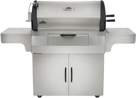 Napoleon M605RBCSS1 All Refrigerator Charcoal Grill