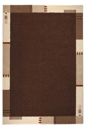 Citak Rugs 6424-350X Studio Collection - Case - Brown