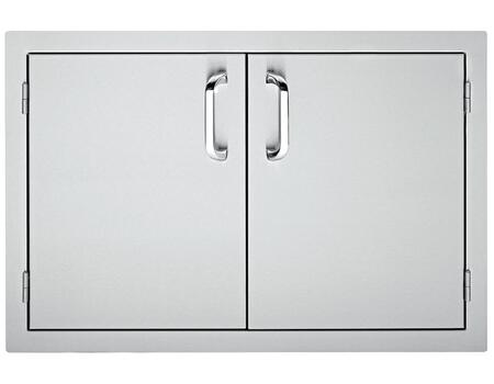 Double Access Stainless Steel