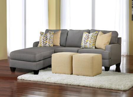 Milo Italia MI9452LSEC2OALLO Peyton Living Room Sets