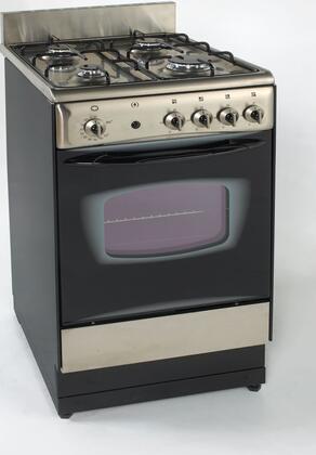 """Avanti DG201BS 20"""" Elite Series Gas Freestanding"""