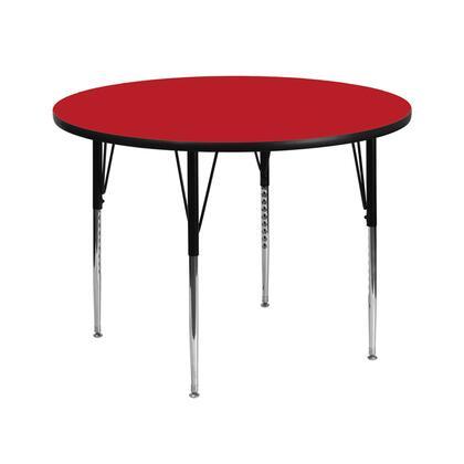 Flash Furniture XUA42RNDREDHAGG