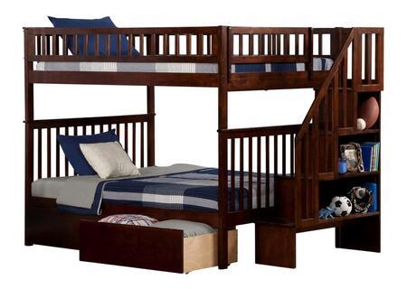Atlantic Furniture AB56844  Full Size Bunk Bed