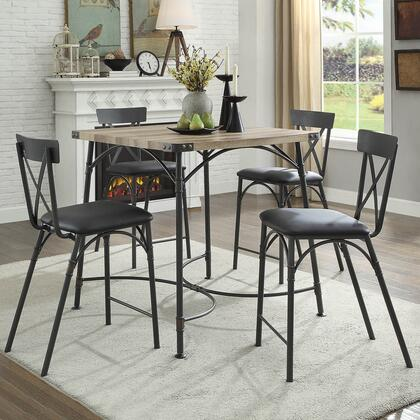 Acme Furniture Itzel Bar Stool Set