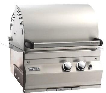 Fire Magic Legacy Deluxe Gourmet Optional Hood Not Included