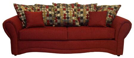 Chelsea Home Furniture 3200SPC  Stationary Fabric Sofa