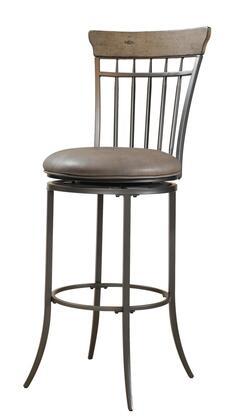 Hillsdale Furniture 4670827 Charleston Series Residential Fabric Upholstered Bar Stool