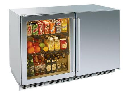 Perlick HP48RBS4L2RDNU Signature Series Counter Depth All Refrigerator with 12.3 cu. ft. Capacity