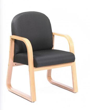 Boss B9560 Oak Frame Side Chair
