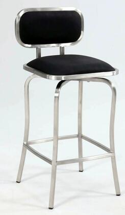 Chintaly 1192BS Modern Swivel Bar Stool