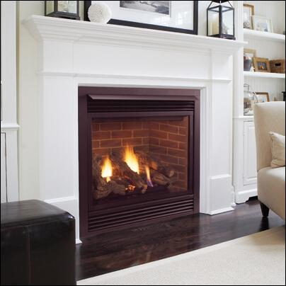 Majestic 600DVMNSC  Direct Vent Natural Gas Fireplace