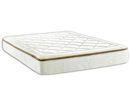 Enso DRMWVRKKMAT Dream Weaver Series King Size Standard Mattress