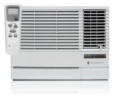 Friedrich CP08G10 Window or Wall Air Conditioner Cooling Area,