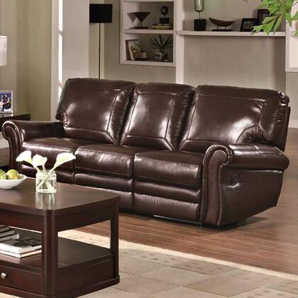 Coaster 602921  Reclining Leather Sofa