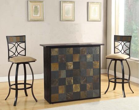 Acme Furniture 72660T2C Pansy Bar Table Sets