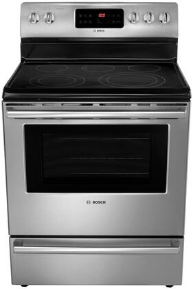 "Bosch HES5L53U 30"" 500 Series Electric Freestanding"