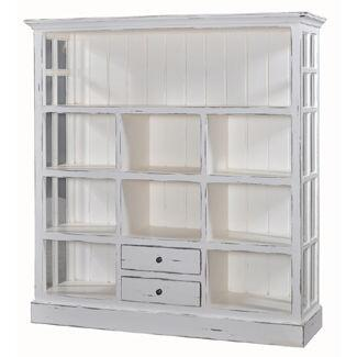 Bramble 21815 Nantucket Series Freestanding Wood 2 Drawers Cabinet