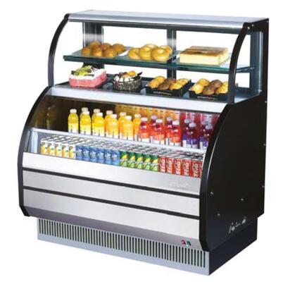 Turbo Air TOMW60SBSF  Freestanding Refrigerator