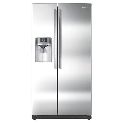 Samsung Appliance RS263TDRS Freestanding Side by Side Refrigerator