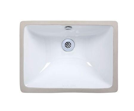Xylem CUM183RWT Bath Sink