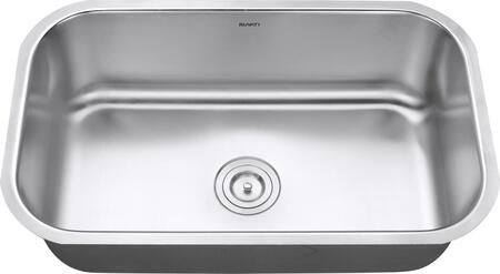 Ruvati RVM4250 Kitchen Sink