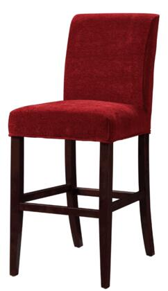 """Powell 742-2XXZ Classic Seating Series """"Slip Over"""" Slipcover (Fits 742-430 Counter Stool or 742-432 Bar Stool)"""
