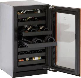 "U-Line 3018WCS00 17.75"" Wine Cooler"