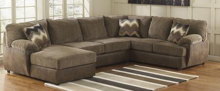 Sectional with Chaise on the Left Side