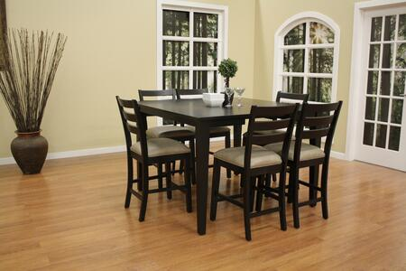 American Heritage 713666 Este Dining Room Sets