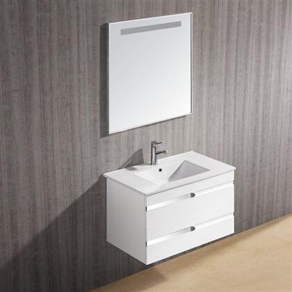 "Vigo VG09031001 32"" Ethereal-Petit Single Bathroom Vanity"