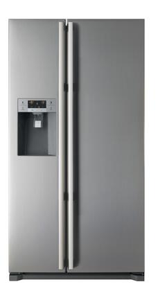 "Fagor FQ9925XUS Freestanding 19.4 cu. ft. 6.3 cu. ft. Yes 35.667"" Side by Side Refrigerator 