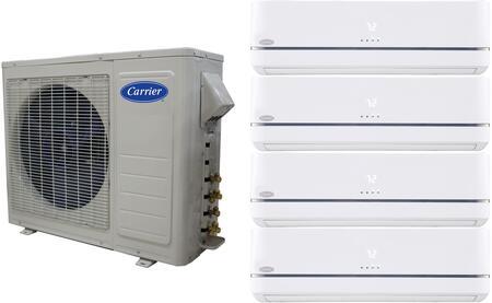 Carrier 701185 Performance Quad-Zone Mini Split Air Conditio