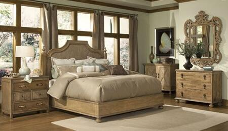 Ambella 02229210076  Queen Size Platform Bed