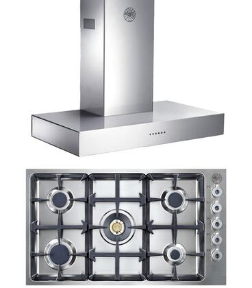 Bertazzoni 381385 Professional Kitchen Appliance Packages