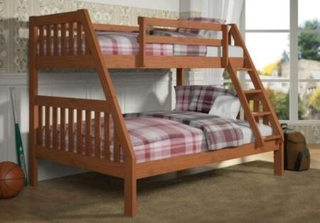 Donco 10183CN  Full Size Bunk Bed