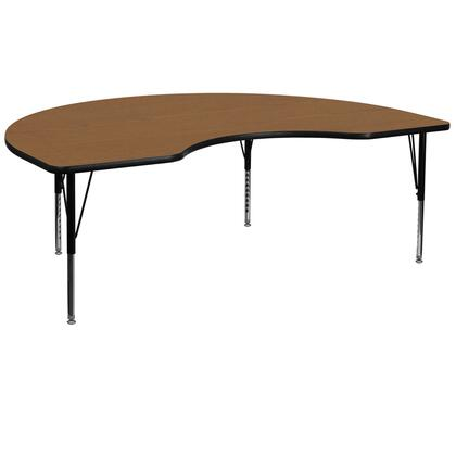Flash Furniture XUA4896KIDNYOAKTPGG